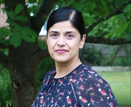 Fareeda Qasim